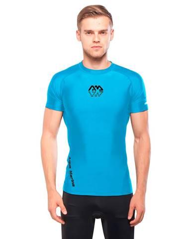 Pánské tričko pre vodné športy Aqua Marina Scene modrá - S