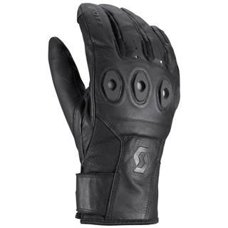 Moto rukavice SCOTT Summer DP Black MXVII čierna - S