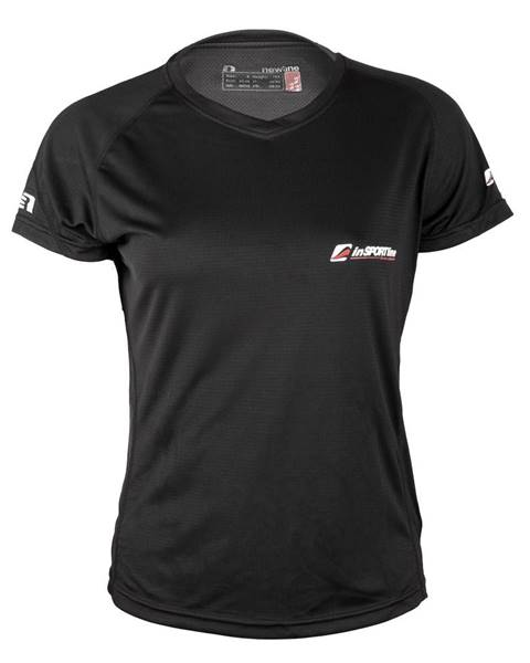 Insportline Dámske športové tričko s krátkym rukávom inSPORTline Coolmax S