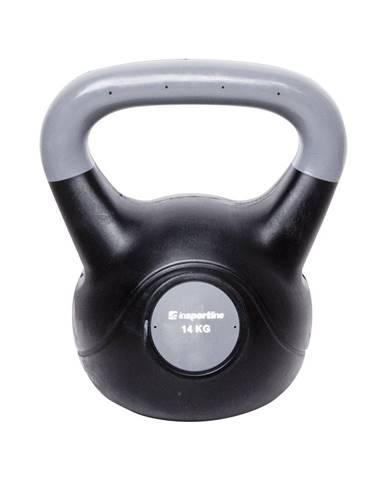 Činka inSPORTline Vin-Bell Dark 14 kg