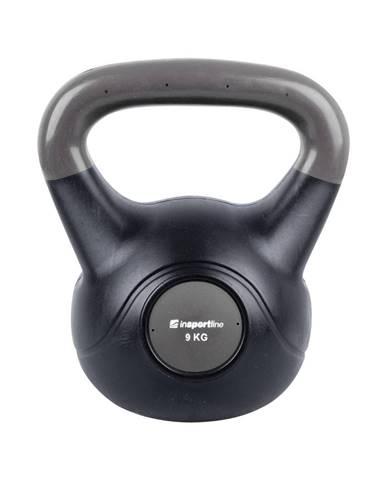 Činka inSPORTline Vin-Bell Dark 9 kg