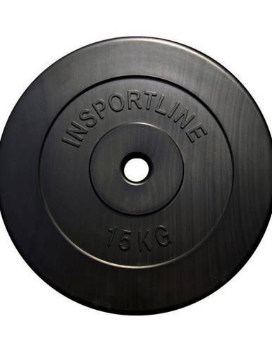 Cementové závažie inSPORTline CEM 15 kg