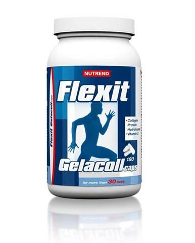 Želatínove kapsule Nutrend Flexit Gelacoll 180 kapsúl