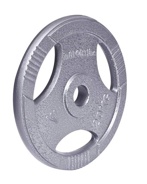 Insportline Liatinový olympijský kotúč inSPORTline Hamerton 20 kg
