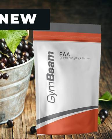 EAA - GymBeam 250 g Blackcurrant