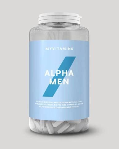 MyProtein Alpha Men Hmotnost: 120 tablet