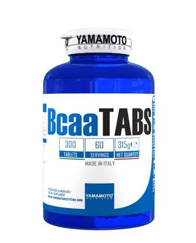 Yamamoto BCAA Tabs Hmotnost: 300 tablet