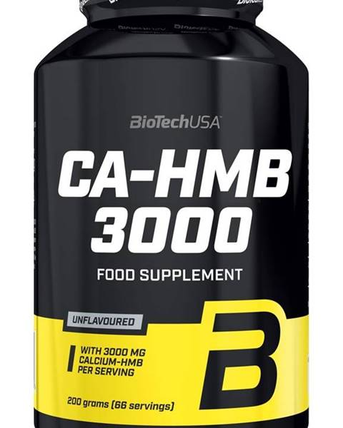 Biotech USA CA-HMB 3000 - Biotech USA 200 g