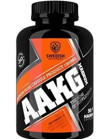 AAKG Magnum Caps - Swedish Supplements 90 kaps.