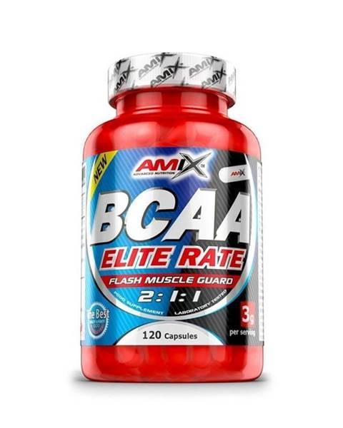 Amix Nutrition Amix BCAA Elite Rate Balení: 120cps
