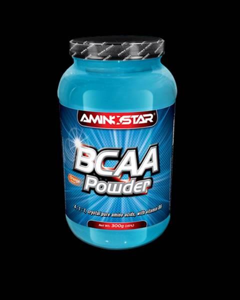 Aminostar Aminostar BCAA Powder Příchuť: Orange, Balení(g): 300g