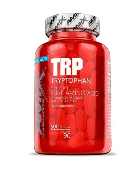 Amix Nutrition L-Tryptophan 500mg