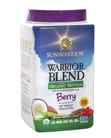 Sunwarrior Protein Blend Bio lesné plody 375 g