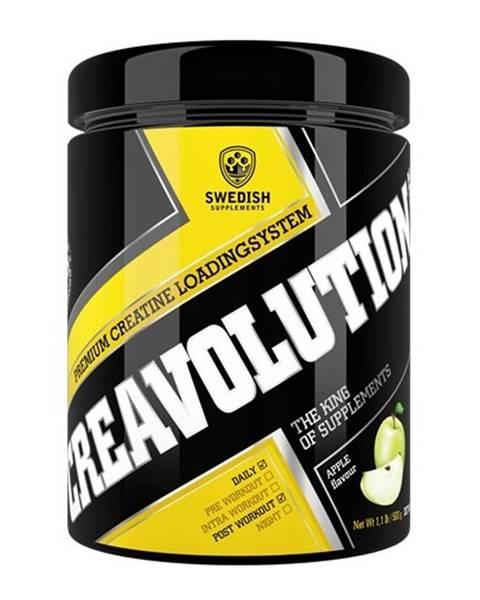 Swedish Supplements Creavolution - Swedish Supplements 500 g Apple