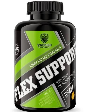 Flex Support - Swedish Supplements 180 kaps.