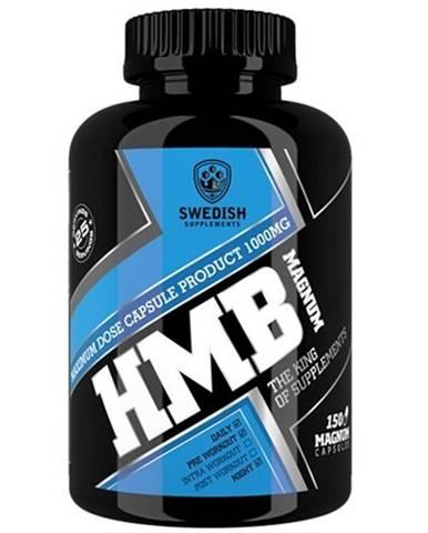 HMB Magnum Caps - Swedish Supplements 150 kaps.