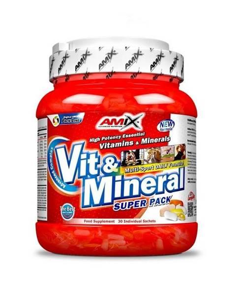 Amix Nutrition Amix Super Pack Vit&Mineral 30 Days