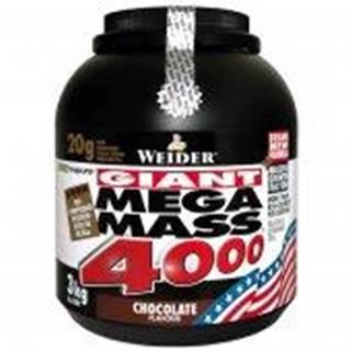 Weider Giant Mega Mass 4000 3000g Vanilka