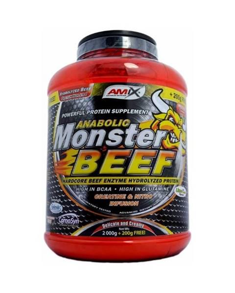 Amix AMIX Anabolic Monster BEEF 90 Protein 2200 g čokoláda