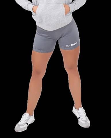 GymBeam Dámske fitness šortky Fly-By Grey  L