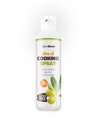 GymBeam Olive Oil Cooking Spray 201 g olivový olej