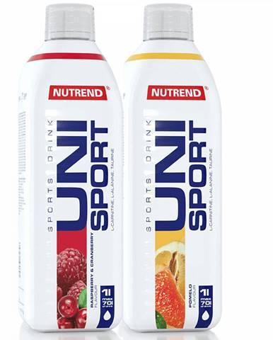 Nutrend Unisport 1000 ml horký citrón
