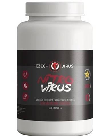 Nitro Virus - Czech Virus 200 kaps.