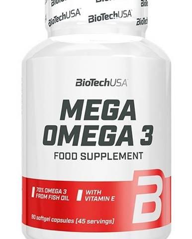 Mega Omega 3 - Biotech USA 180 kaps.