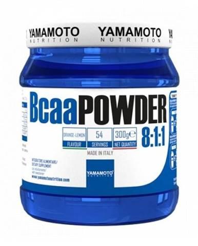 Bcaa Powder 8:1:1 - Yamamoto 300 g Almond