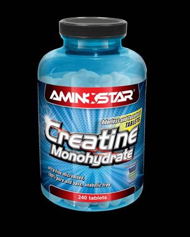 Aminostar Creatine Monohydrate Tablety Balení(g): 500g