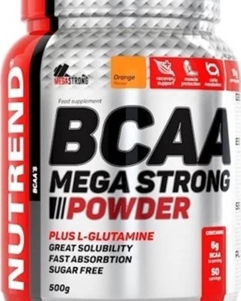 Nutrend Nutrend BCAA Mega Strong Powder 500 g variant: ananás