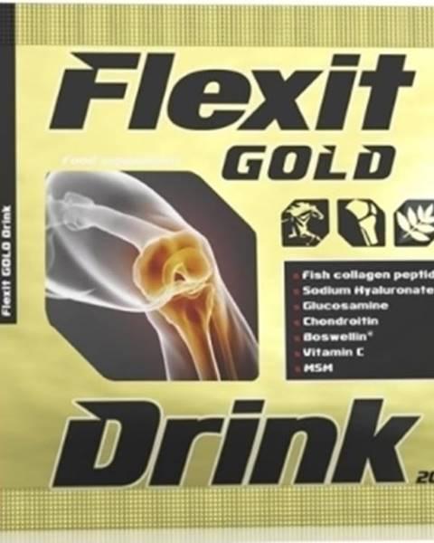 Nutrend Nutrend Flexit Gold Drink 20 g variant: pomaranč