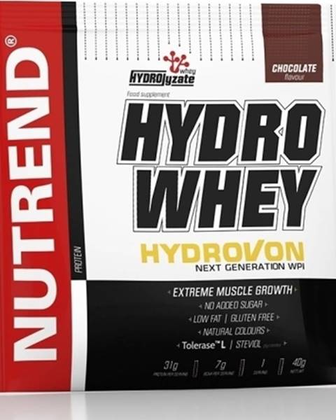 Nutrend Nutrend Hydro Whey 40 g variant: čokoláda