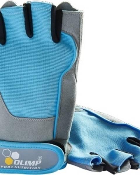 Olimp Olimp Fitness One dámske rukavice modré variant: L