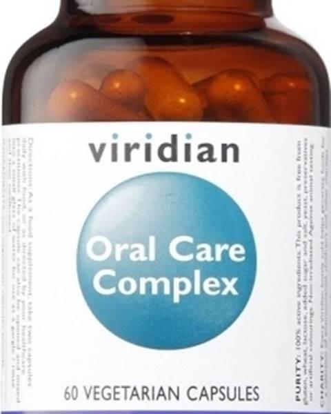 Viridian Viridian Oral Care Complex 60 kapsúl