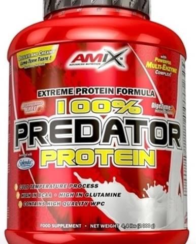 Amix Nutrition Amix 100% Predator 2000 g variant: banán