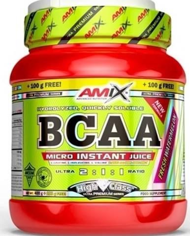 Amix Nutrition Amix BCAA Micro Instant Juice 400 g + 100 g ZADARMO variant: ananás