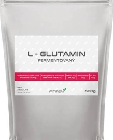 Fitiren L-Glutamín 500 g