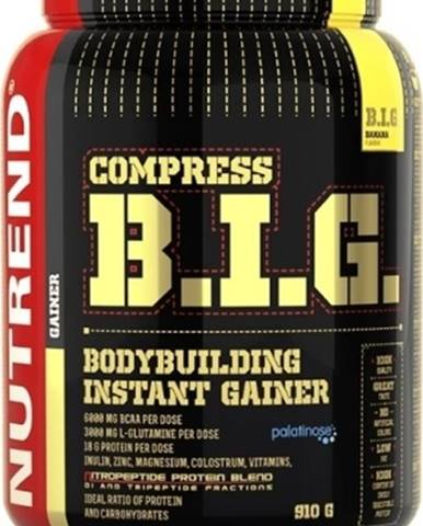 Nutrend Compress B.I.G. 910 g variant: banán