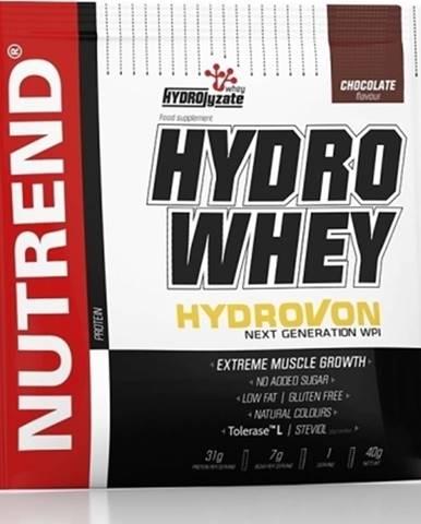 Nutrend Hydro Whey 40 g variant: čokoláda