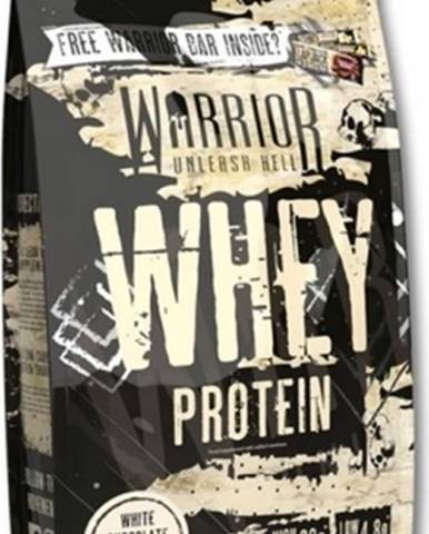 Warrior Whey Protein 1000 g variant: jahoda