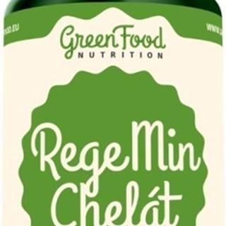 GreenFood RegeMin Chelát 60 kapsúl