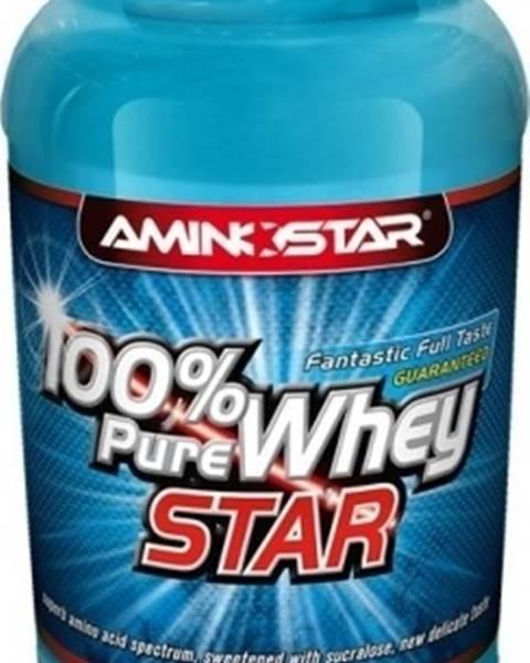 Aminostar Aminostar 100% Pure Whey Star 1000 g variant: jahoda
