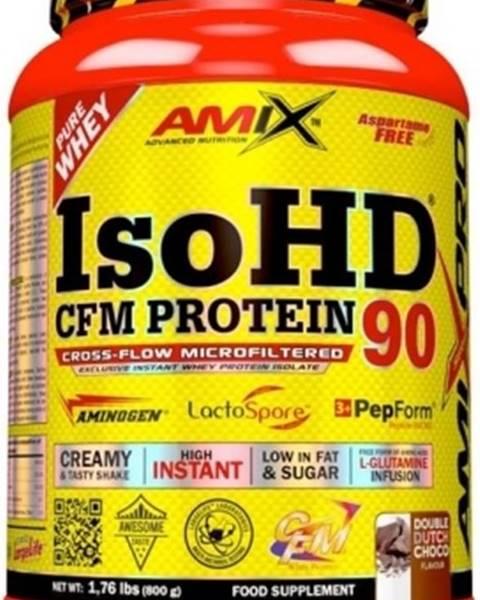 Amix Nutrition Amix Nutrition Amix IsoHD 90 CFM Protein 800 g variant: vanilka