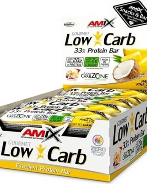 Amix Nutrition Amix Nutrition Amix Low-Carb 33 % Protein Bar 60 g variant: mango
