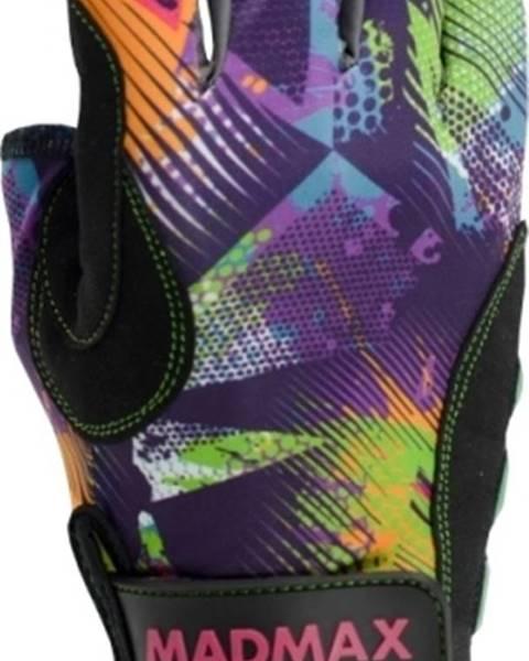 MadMax Madmax Fitness rukavice pre vozičkárov Short Fingers GWC001 variant: S