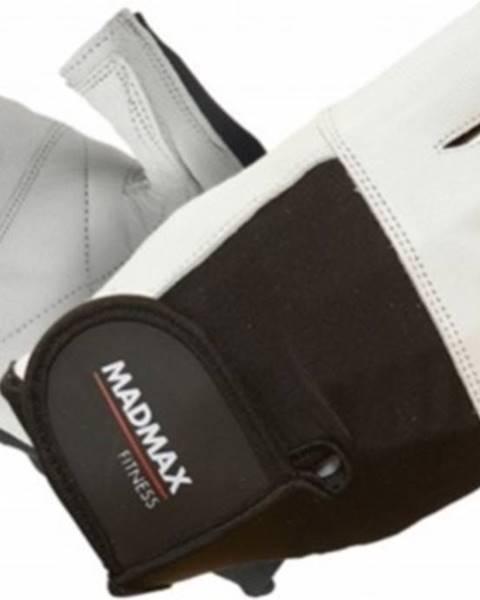 MadMax Madmax Rukavice Fitness MFG444 biele variant: L