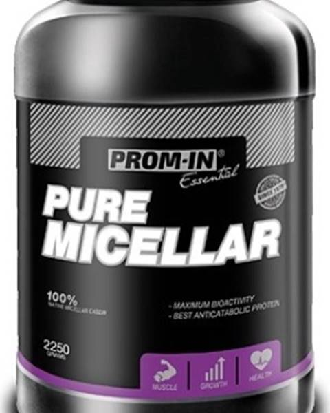 Prom-IN Prom-IN Pure Micellar Kasein 2250 g variant: čokoláda