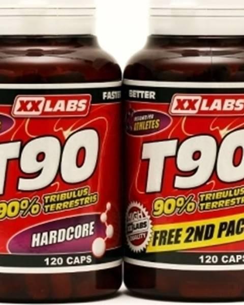 Xxlabs XXLabs T90 - Tribulus Terrestris 120 kapsúl