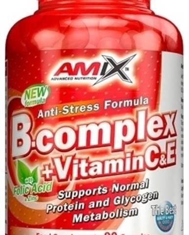 Amix B-Complex + Vitamín C 90 tabliet